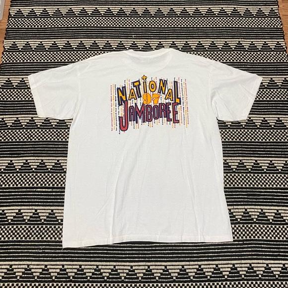 Vintage Other - Vintage 90s National Jamboree Shirt